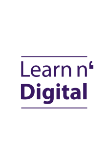 Learn n.digital logo purple 1